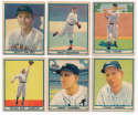 1941 Play Ball  50 different w/15 high #s VG