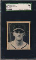 1948 Bowman 36 Musial RC SGC 7