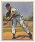 1950 Bowman 48 Lou Brissie Ex+