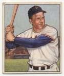 1950 Bowman 33 Ralph Kiner VG