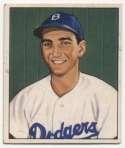 1950 Bowman 59 Ralph Branca VG