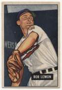 1951 Bowman 53 Lemon Ex+