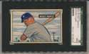1951 Bowman 253 Mantle RC SGC 2