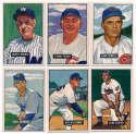 1951 Bowman  48 different high #s Ex
