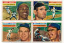 1956 Topps  51 different commons/minors VG - VG-Ex