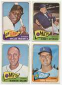 1965 Topps  559 different w/many high #s & minor stars/specials Ex-Mt