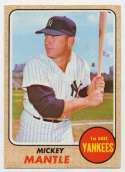 1968 Topps 280 Mantle Ex++