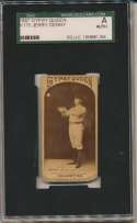 1887 Gypsy Queen  Denny SGC Authentic