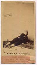 1887 N172 Old Judge 517 Chicken Wolf Sliding, 3153