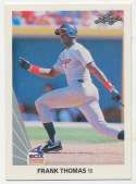 1990 Fleer 300 Thomas RC Nm-Mt