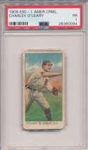 1909 E90-1 American Caramel 85 Charley OLeary PSA 1