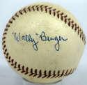 Berger, Wally  9 (vintage)