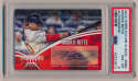 2014 Topps Future Is Now Autographs 2 Mookie Betts PSA 8