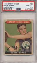 1933 Sport King 33 Burke PSA 2.5