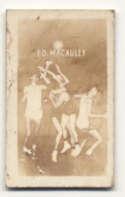 1948 Topps Magic Photo 3 Ed MacCauley VG