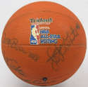 Autographed Basketball  1977-78 Boston Celtics Team Signed Basketball (13 sigs) 8