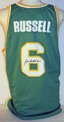 Jersey  Russell, Bill University San Francisco 9.5
