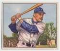 1950 Bowman 18 Eddie Robinson Ex+