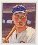 1950 Bowman 4 Gus Zernial Ex-Mt+