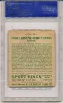 1933 Sport King 18 Tunney PSA 1