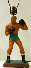 1960   Vintage Boxing Lamp Ex-Mt