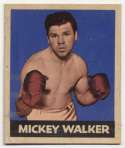 1948 Leaf 7 Mickey Walker NM pd