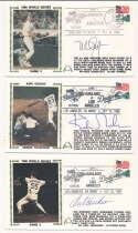 Cachet  1988 Dodgers World Series (6 w/all keys) 9