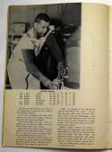 Program  Campanella, Roy Signed 1951 Dodger Yearbook 9.5