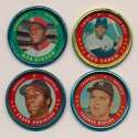 1971 Topps Coins  Complete Set Ex