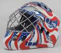 Craig, Jim Signed USA Goalie Mask 9.5 JSA LOA (CARD)