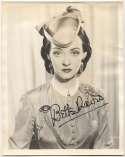 8 x 10  Davis, Bette 9.5