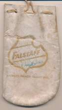 Dean, Dizzy Signed Falstaff Bag! 8