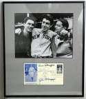 Cachet  DiMaggio Brothers (3) 9.5
