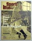 Program  DiMaggio, Joe Signed 1993 S.I. 9.5