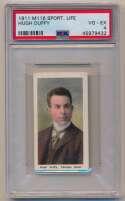 1911 M116 Sporting Life 93 Hugh Duffy PSA 4