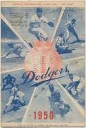 1948   Dodgers/Giants/Yankees Scorecard Lot (10 pcs) VG