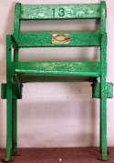 1930   Comiskey Park Original Stadium Seat Ex