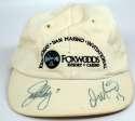 Elway/Marino Signed Golf Visor 9.5