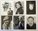 8 x 10  Collection of 111 autographs