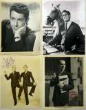 8 x 10  Collection of 53 signed photos 9
