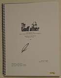 Pacino, Al Signed Godfather Script 8