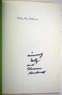 Book  Rockwell, Norman Signed Book 9.5