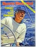Program  Turner, Ted Signed 1977 S.I. 9