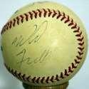 Will Ferrell/Zach Galfianakis Signed Ball 7