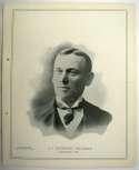 1898 National Copper Plate 18 A.F. Esterquest VG-Ex*