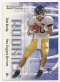 2000 Fleer Impact 27 Tom Brady RC NM