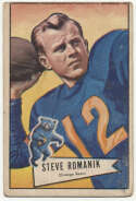 1952 Bowman Large 126 Romanik SP GVG