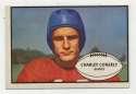 1953 Bowman 20 Charley Conerly Ex