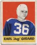 1948 Leaf 84 Jug Girard VG