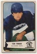 1954 Bowman 97.1 Tom Finnin ERR VG